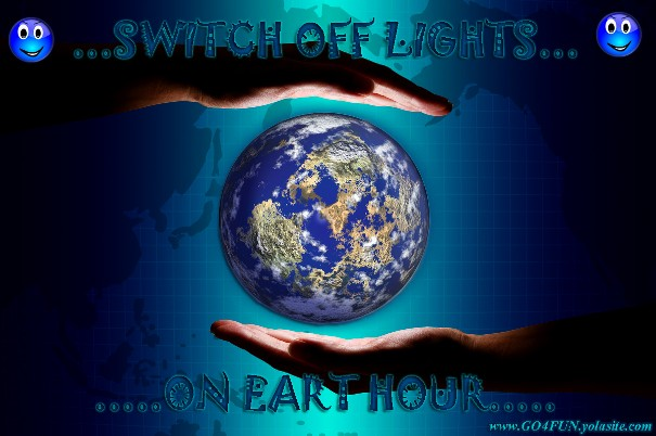 wallpaper earth hour. WALLPAPER middot; SAVE EARTH